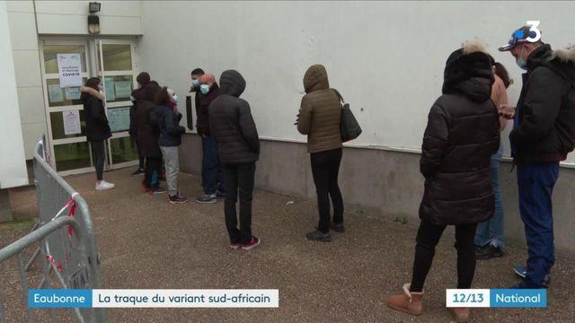 Val-d'Oise : une opération de dépistage est lancée contre le variant sud-africain