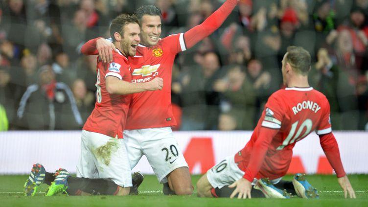 Wayne Rooney a fait couler Liverpool. (OLI SCARFF / AFP)
