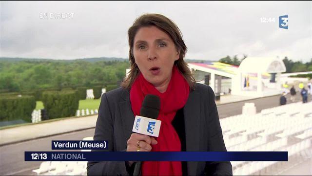 Commémoration de Verdun : une réunion sur l'avenir de l'Europe pour Hollande et Merkel