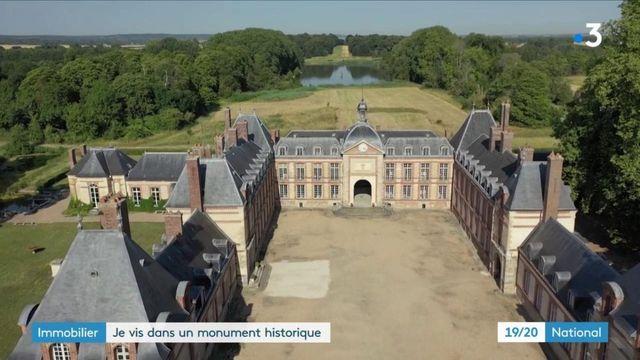 Patrimoine : un promoteur immobilier veut transformer un château des Yvelines en appartements de standing
