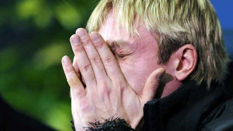 Les douleurs au dos étaient trop importantes pour Evgueni Plushenko