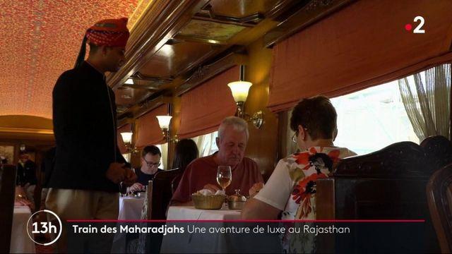 nde : découverte du Rajasthan à bord d'un train de luxe