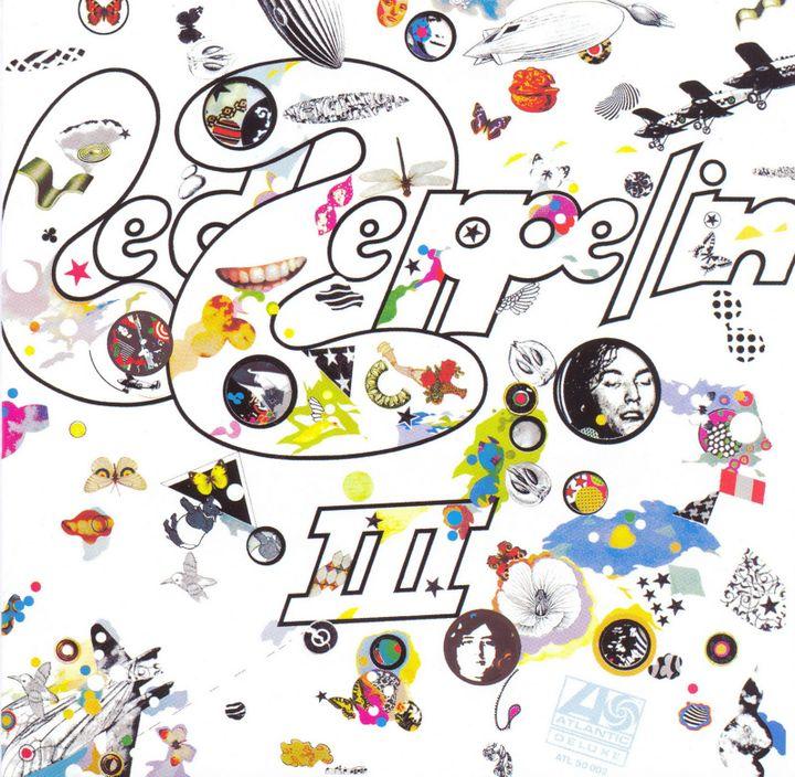 Led Zeppelin III sorti en octobre 1970.  (DR)