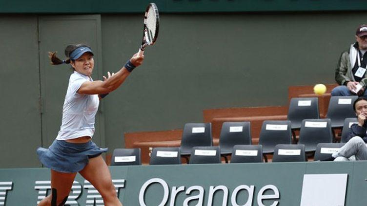 La Chinoise Li Na victorieuse à Roland Garros en 2011