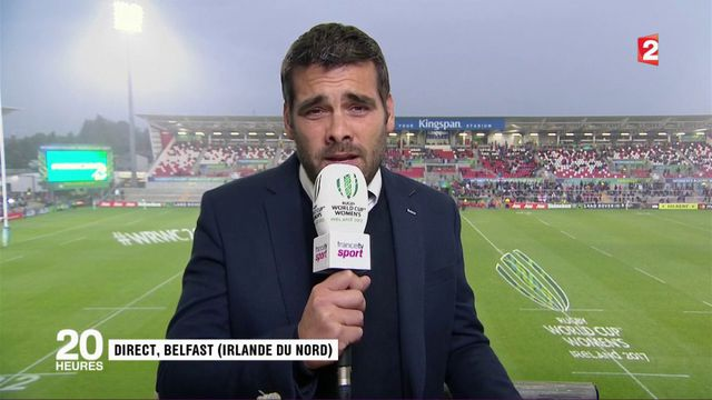 Coupe du monde de rugby féminin : une demi-finale France-Angleterre