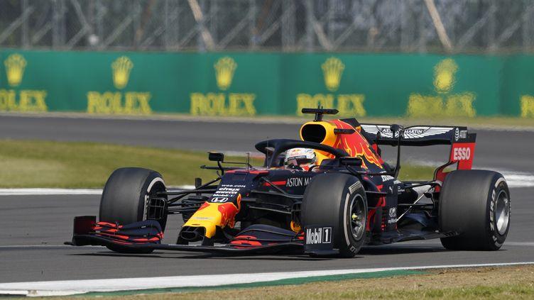 Max Verstappen (Red Bull). (WILL OLIVER / POOL)