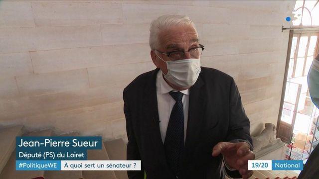 Élections sénatoriales : une journée avec Jean-Pierre Sueur