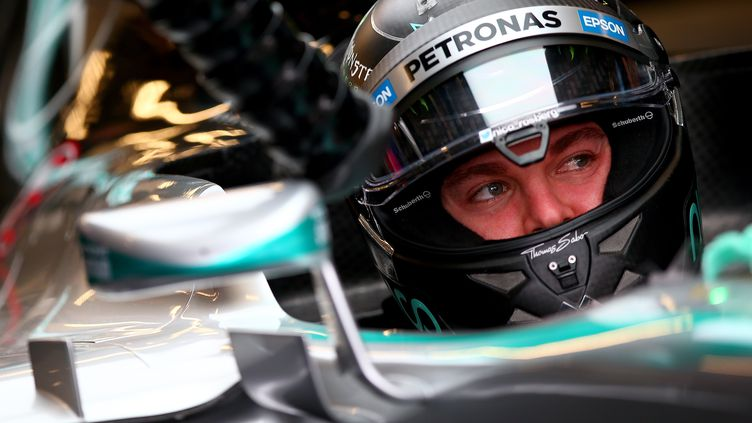 Nico Rosberg (Mercedes) (MARK THOMPSON / GETTY IMAGES NORTH AMERICA)