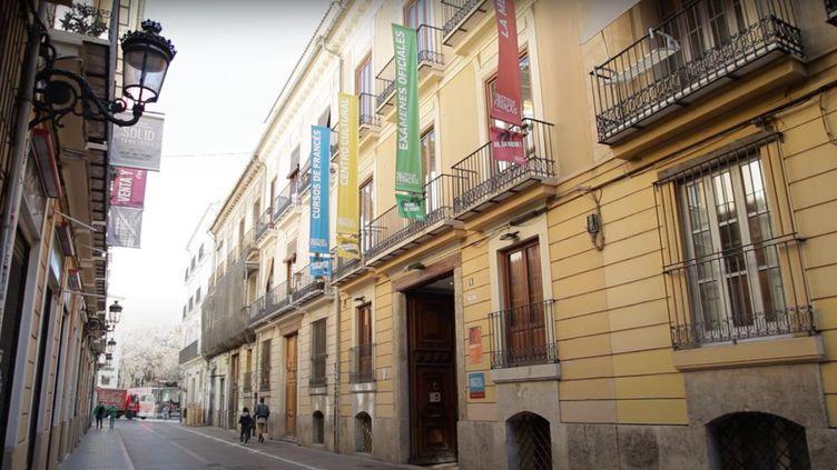 L'Institut français de Valence. (FACEBOOK)
