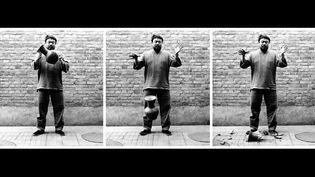 Laisser tomber une urne de la dynastie des Han, 1995  (Ai Weiwei)