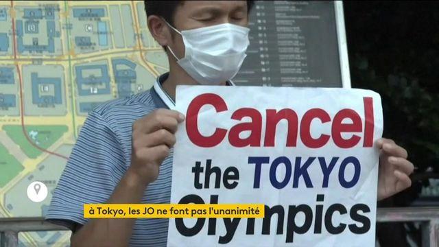Japon : une partie de la population manifestent pour mettre fin aux Jeux olympiques de Tokyo