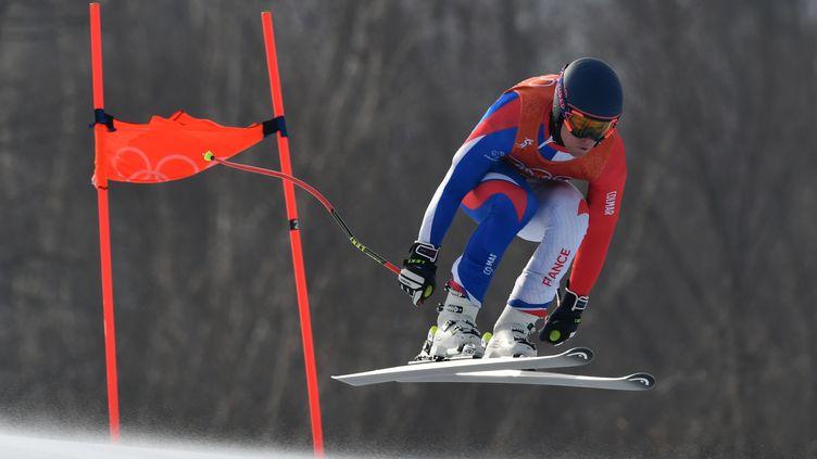 Le skieur français Alexis Pinturault  (DIMITAR DILKOFF / AFP)