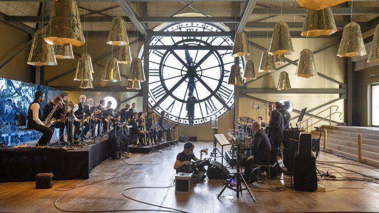 The Amazing Keystone Big Band au Musée d'Orsay (SOPHIE CREPY)