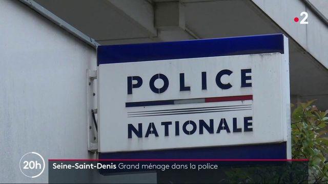 Seine-Saint-Denis : grand ménage dans la police