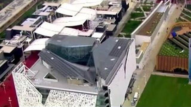 Exposition universelle : le pavillon français attire déjà de nombreux touristes