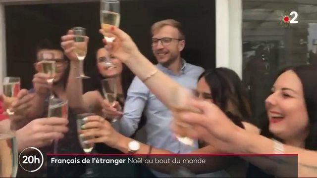 Noël : les Français expatriés fêtent le réveillon à l'autre bout du monde