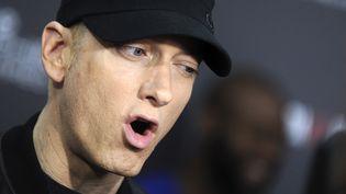 Eminem en juillet 2015 à New York.  (Dennis Van Tine/Geisler-Fotopress/AFP )