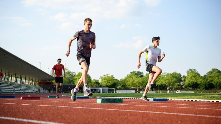Le monde de l'athlétisme doit s'adapter avec l'épidémie de Covid-19 (HELGE PRANG / GES-SPORTFOTO)