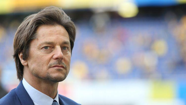 L'ex-joueur Daniel Bravo est désormais consultant pour la chaîne beIN Sport. (LIONEL VADAM / MAXPPP)