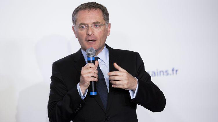 Philippe Juvin, en mai 2016. (MAXPPP)