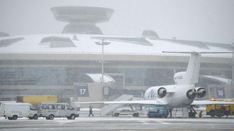 L'aéroport de Vnukovo (Moscou) (GRIGORIY SISOEV / RIA NOVOSTI)