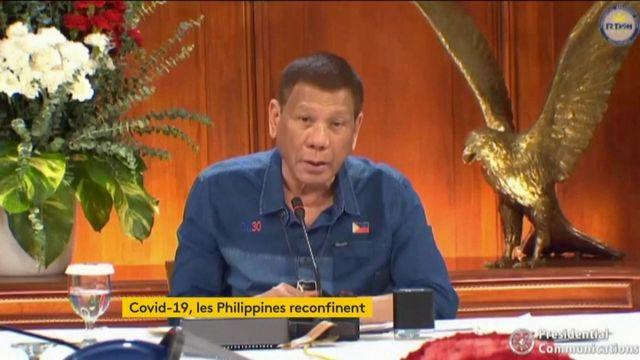 Covid-19 : les Philippines reconfinent