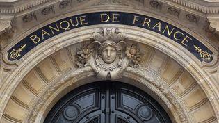 Le bâtiment de la Banque de France, à Paris, le 6 décembre 2020. (MANUEL COHEN / AFP)
