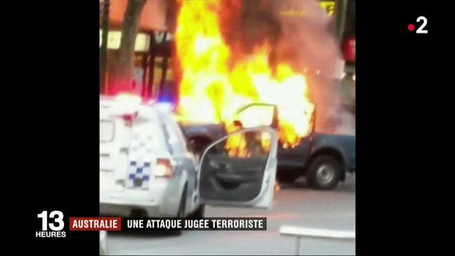 Australie : une attaque terroriste fait un mort