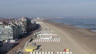 Comme chaque soir cette semaine, France 3 poursuit sont tour d'Europe des plages pour voir comment nos voisins s'organisent.Direction mardi 26 mai la côte flamande.  (France 3)