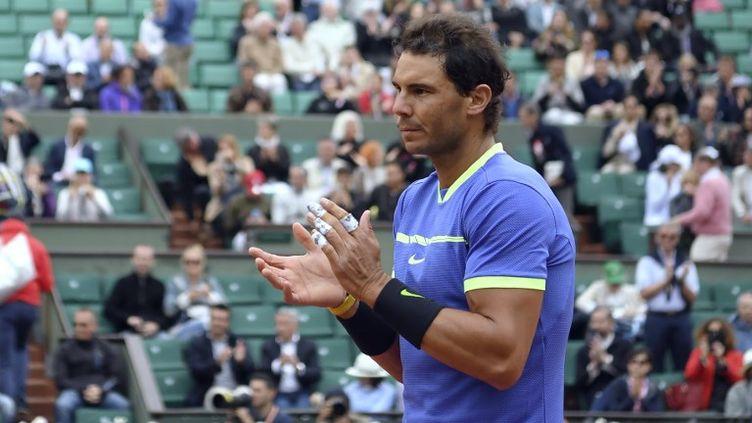 Rafael Nadal (GABRIEL BOUYS / AFP)