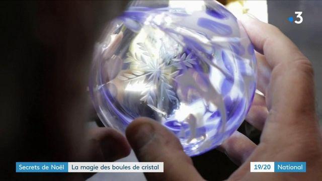 Noël : des boules de cristal pour orner son sapin