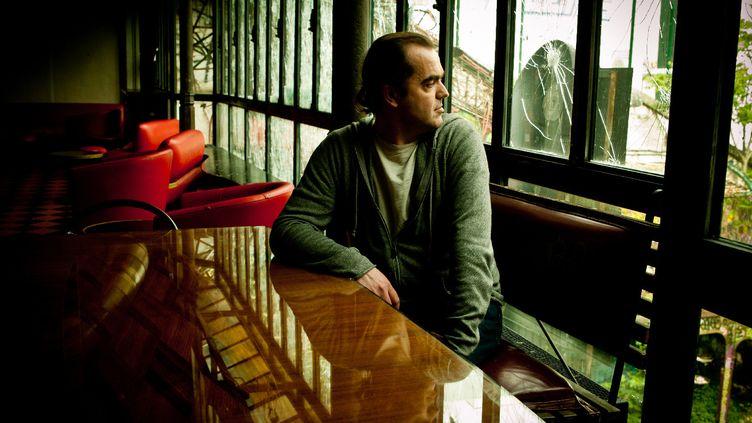 """Ludovic Navarre, aliás St Germain, cujos 20 anos do álbum """"Tourist"""" são celebrados, recheados de sucessos internacionais como """"Rose Rouge"""" e """"Sure Thing"""".  (CHARLOTTE VASSENEIX)"""