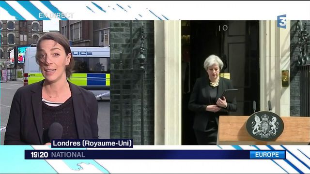Royaume-Uni : Theresa May sous le feu des critiques après les attentats