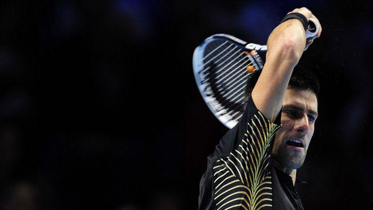 Novak Djokovic ne lâche rien