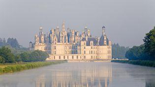 Le château de Chambord, dans le département du Loir-et-Cher en région Centre-Val de Loire. (SYLVESTER GRANT / HEMIS.FR)