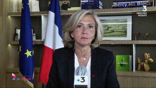 Prise de fonction de Gérald Darmanin : Valérie Pécresse « n'imagine absolument pas ces deux postes cumulables »