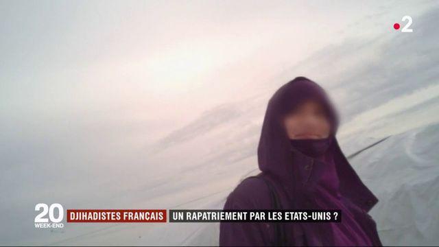 Djihadistes français : un rapatriement par les États-Unis ?