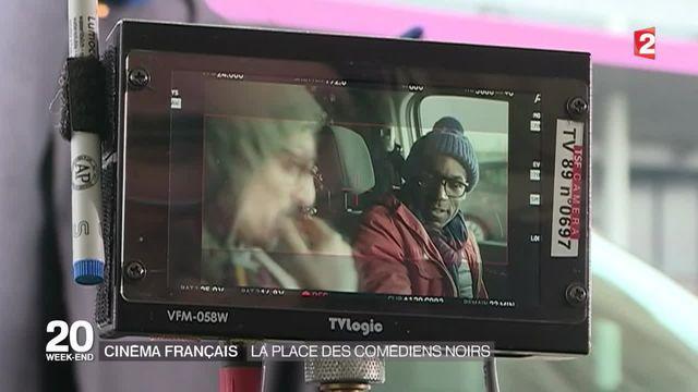 Cinéma : les acteurs français noirs sont-ils discriminés ?