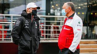 Valtteri Bottas va rejoindre l'écurie Alfa Romeo, menée par Frédéric Vasseur. (ANTONIN VINCENT / DPPI MEDIA)