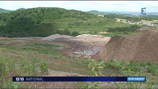 ArcelorMittal : pollution à l'acide présumée (FRANCE 3)