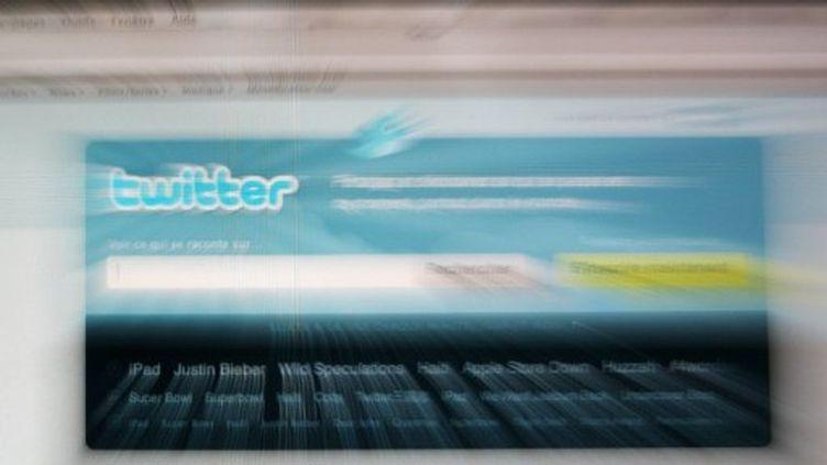 Le site de microblogging Twitter fait partie intégrante de la stratégie de campagne numérique des partis politiques (AFP)