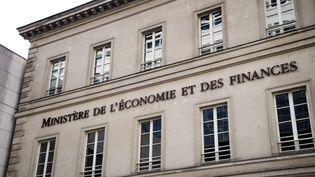 Le ministère de l'Économie, en septembre 2017. (VINCENT ISORE / MAXPPP)