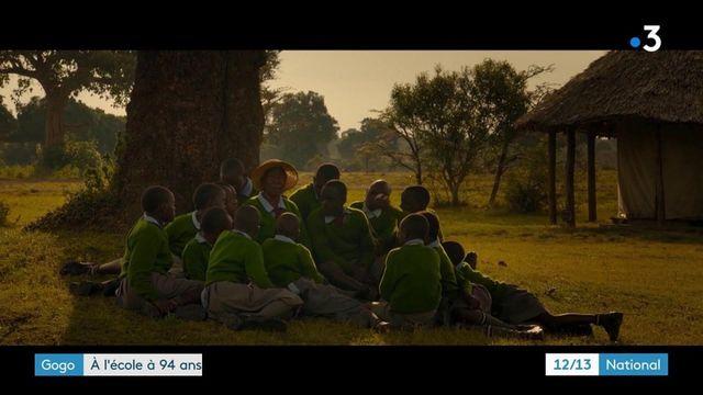 Cinéma : Gogo, la plus vieille écolière du monde