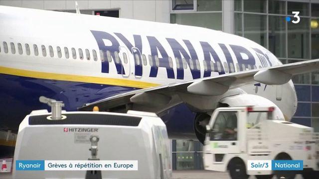 Ryanair : nouvelle période de grèves