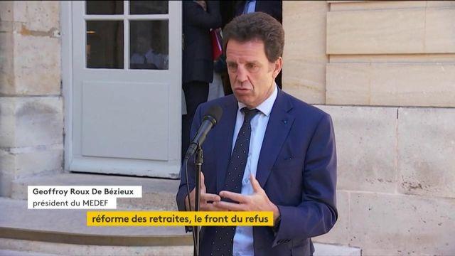 Réforme des retraites : premier couac entre Jean Castex et les partenaires sociaux
