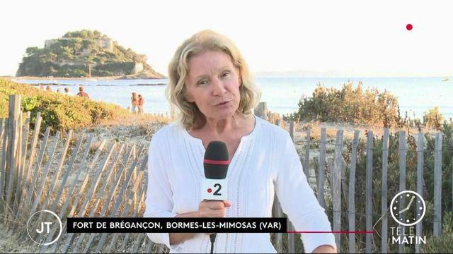 Var: Jean Castex va être reçu par Emmanuel Macron au fort de Brégançon