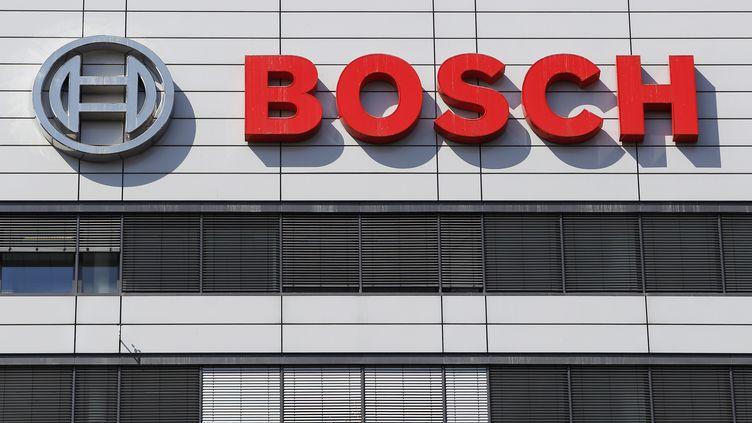 Siège du groupe Bosch, àStuttgart (Allemagne), le 18 avril 2013. (LISI NIESNER / REUTERS)