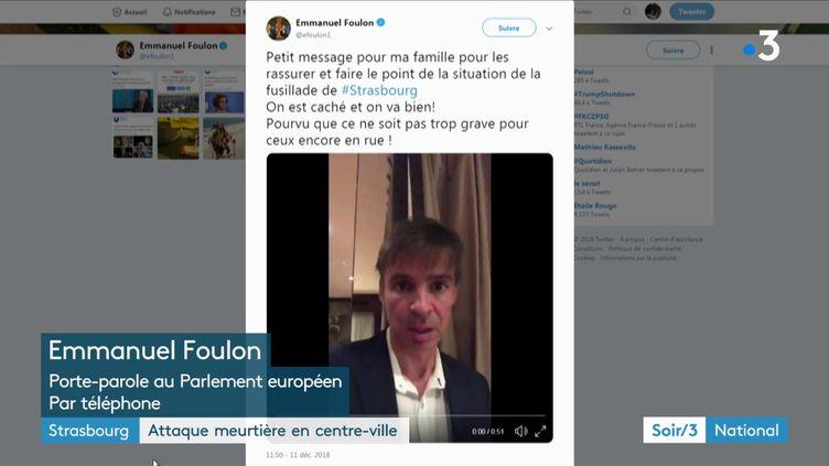 Emmanuel Foulon (France 3)