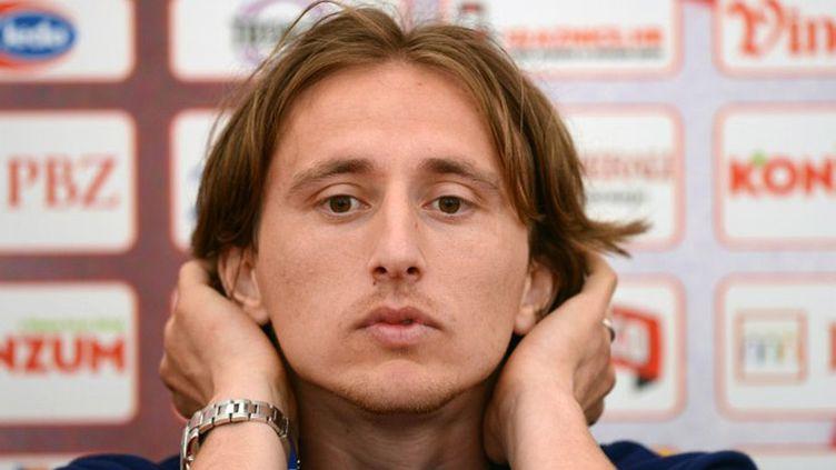 Luka Modric était annoncé au PSG (DIMITAR DILKOFF / AFP)