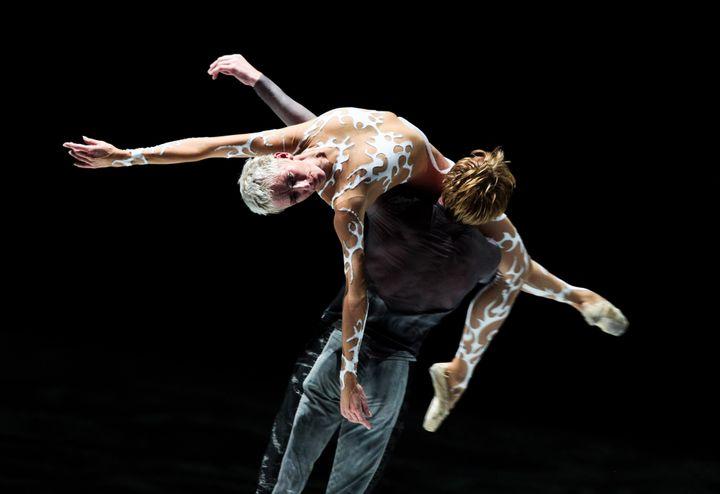 Bernice Coppieters, étoile des Ballets de Monte-Carlo  (ML.Briane)